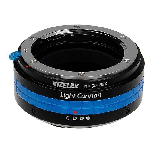Fotodiox la luz Vizelex cañón enfoque suave - Adaptador de lente Compatible...