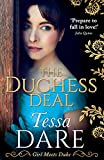 The Duchess Deal: A stunning Regency romance from the New York Times bestselling author. Perfect for fans of Bridgerton (Girl meets Duke, Book 1) (English Edition)
