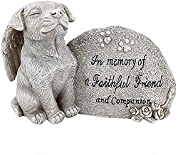 Design Toscano Forever in Our Hearts Memorial Dog Statue