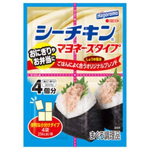 はごろもフーズ シーチキンマヨネーズタイプ しょうゆ味(箱) 40g×8箱入×(2ケース)