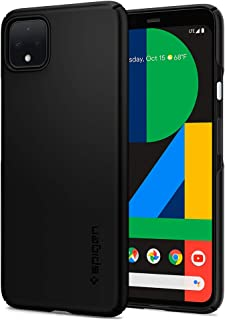 Spigen Thin Fit designed for Google Pixel 4 XL case/cover - Black