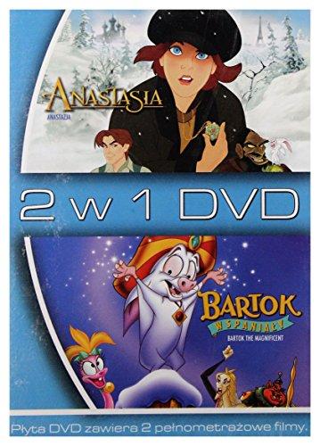 Anastasia / Bartok the Magnificent (IMPORT) (No hay versión española)
