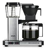 Moccamaster KBG 741 AO Kaffeemaschine, aluminium gebürstet
