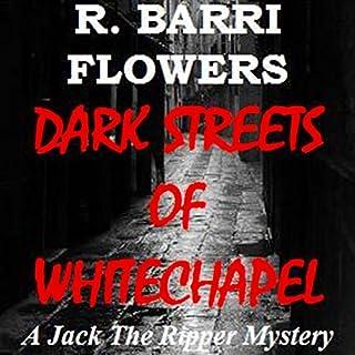 Dark Streets of Whitechapel audiobook cover art