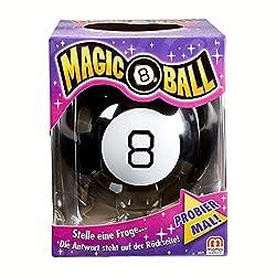 Mattel Games GLV79 - Magic 8 Ball (deutsche Sprachversion), Spiel ab 6 Jahren