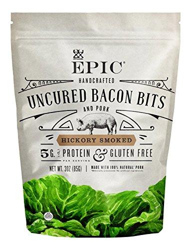 EPIC Hickory Smoked Bacon Bits | Amazon
