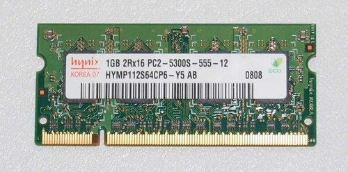 Genuine Gateway MC7321 1GB Memory - HYMP112S64CP6-Y5 AB