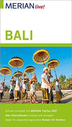 MERIAN live! Reiseführer Bali: Mit Extra-Karte zum Herausnehmen