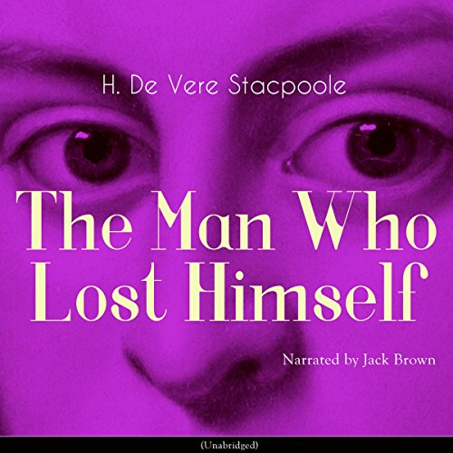 The Man Who Lost Himself audiobook cover art
