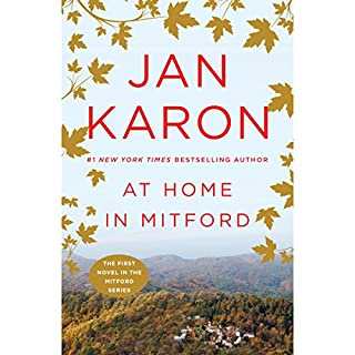 At Home in Mitford cover art