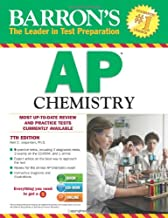 Barron's AP Chemistry with CD-ROM, 7th Edition