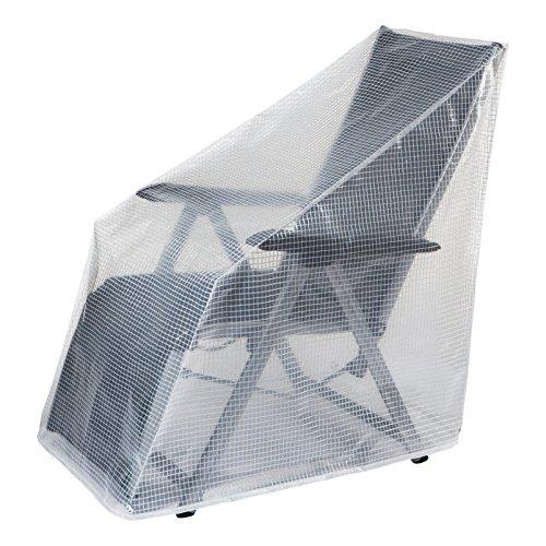 Heinemeyer Abdeckhaube Classic Line für Relax-Gesundheitsliege transparent, ca. 65x93x73/100 cm