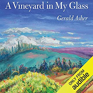 A Vineyard in My Glass audiobook cover art
