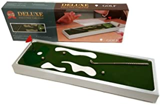Barwench Games' Executive Tabletop Golf, Aluminum Framed Deluxe Edition