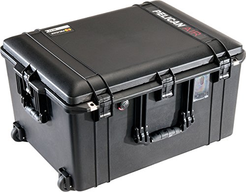 Pelican Air 1637 Case with Foam (Black)