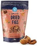 Amazon Brand - Happy Belly Figs 200gr x 6