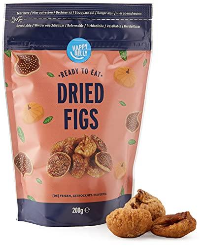 Amazon Brand - Happy Belly Figs 200gr x lot de 6