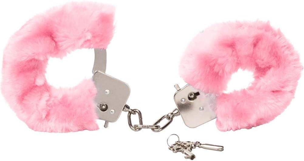 Pink online shop Fur Metalhand Our shop OFFers the best service Fun Cuffs Acce Ḅọndạĝẹ