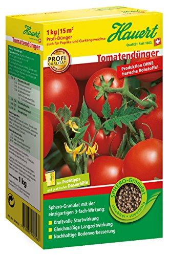 Hauert HBG Dünger Tomatendünger
