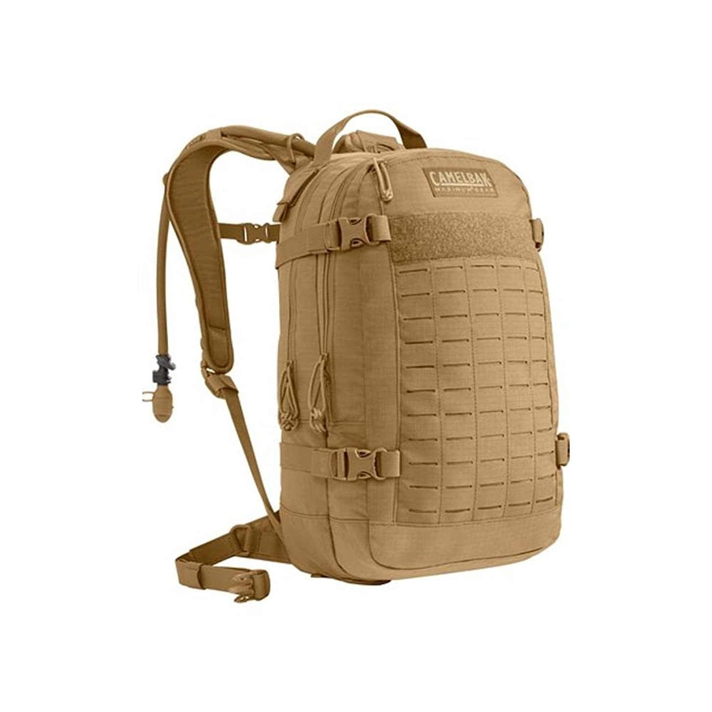クローゼット母性適度な(キャメルバック) Camelbak軍用ホークバックパック ハイドレーション防止