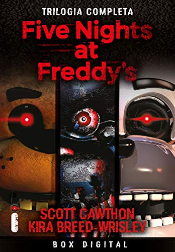 Box Five Nights at Freddy's (Five Nights At Freddy's) (Portuguese Ed