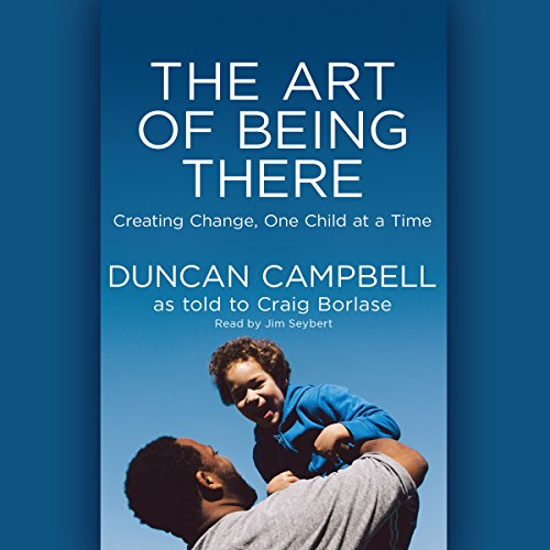 The Art of Being There audiobook cover art