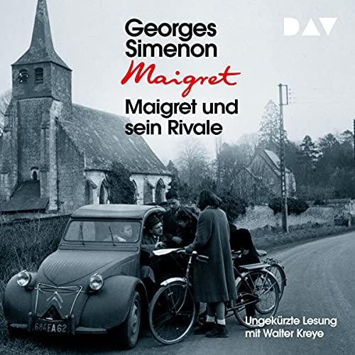 Maigret und sein Rivale Titelbild