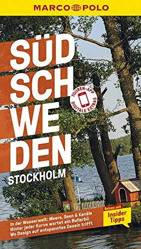 MARCO POLO Reiseführer Südschweden, Stockholm: Reisen mit Insider-Tipps. Inklusive kostenloser Touren-App