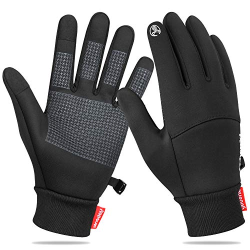Yobenki Winter Gloves Touch Screen Gloves Cold Weather Gloves...