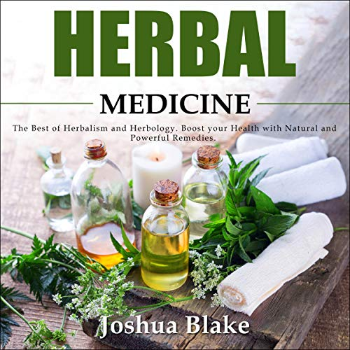 Herbal Medicine  By  cover art