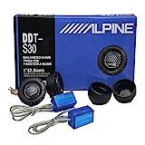 TOTMOX Car Stereo Speaker, ddt-s30 Tweeter, 320W Maximum Power Elite nd Aluminum Dome Tweeter