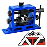 ATG Patch and Heavy Duty Universal Pistol Dovetailed Rear Sight Pusher Tool (Rear Sight Tool)