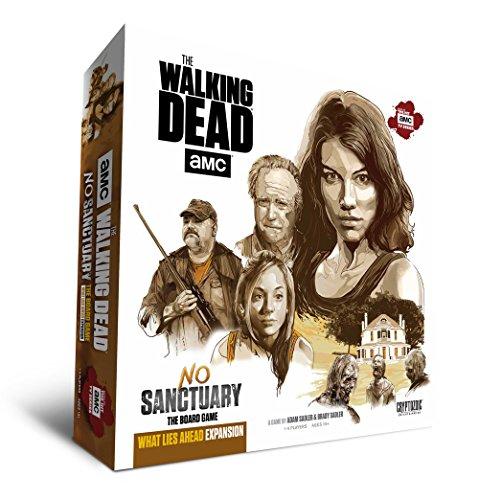 Unbekannt Cryptozoic Entertainment CRY02097 Walking Dead AMC: What Lies Ahead Expansion, Mehrfarbig