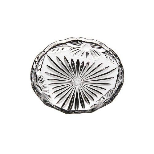 Teller Kuchenteller Tortenteller Gianna Transparent D 17 cm Kristall
