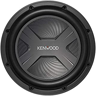 """$69 » Kenwood KFC-W3041 12"""" 300W RMS (2000W Peak Power) 4-ohm Impedance Component Car Subwoofer"""