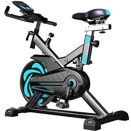 TWW Bicicleta De Spinning, Silenciar El Equipo De Pérdida De Peso De Gimnasio En Casa para Interiores Equipo De Gimnasio para Bicicleta De Ejercicio con Pedal Interior