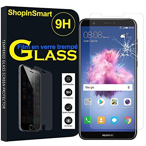 ShopInSmart® Hochwertige gehärtete Panzerglasfolie für Huawei P smart 5.65