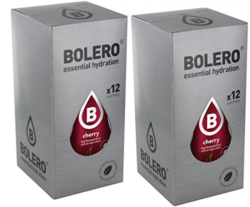 Bolero Drinks Cherry 24 x 9g
