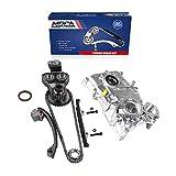 240sx ka24de timing chain kit - MOCA New Timing Chain Kit & Timing Cover Oil Pump for 1991-1994 for NISSAN 240SX 2.4L L4 16V DOHC KA24DE
