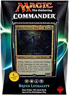mtg commander breed lethality