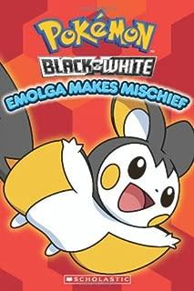 Emolga Makes Mischief (Pokémon Black & White)