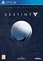 Destiny Limited Edition (PS4) (輸入版)