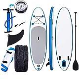 Offre Sup Cruise de | Sup Planche de Paddle Board Gonflable | Fibre de Verre | Kit de Transformation Kayak | Tous Les Accessoires | Différentes Tailles: 305 cm, 303 cm, 330 cm (305cm_3)