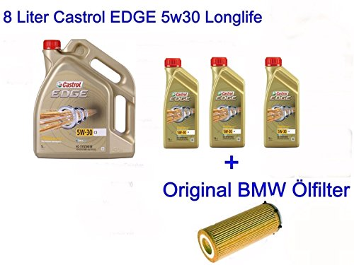 Castrol Edge Motorolie 5w30