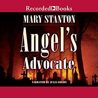 Angel's Advocate audiobook cover art