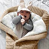 Envoltura de Cochecito de Bebé Saco Cochecito Bebe 68 * 40CM Manta de Bebé...