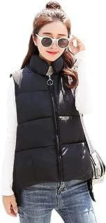 XFentech Women Winter Gilet - Women's Down Gilet Coat Vest Sleeveless Puffer Jacket