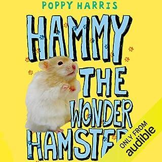 Hammy the Wonder Hamster cover art