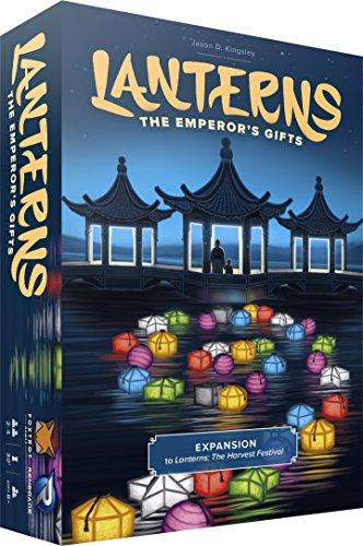 Renegade Game Studio- Lanterns: Exp de los Regalos del Emperador, Multicolor (RGS0558)