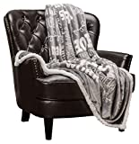 Chanasya Hope Faith Prayer Inspirational Message Gift Throw Blanket -...